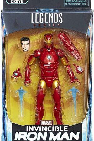 Figura Marvel Legends Invincible Ironman