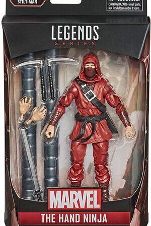 Figura Marvel Legends La Mano Ninja