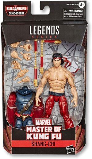 Figura Marvel Legends Shang Chi Master of Kung Fu