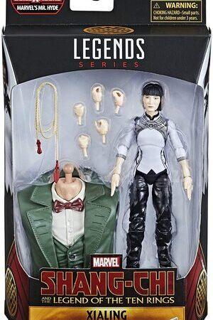 Figura Marvel Legends Shang Chi y La Leyenda de los 10 Anillos Xialing