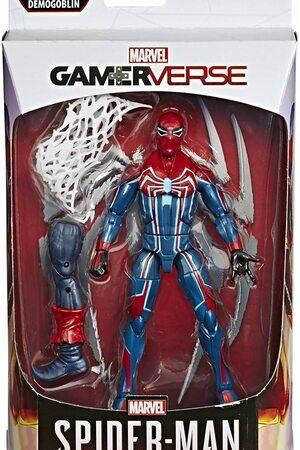 Figura Marvel Legends Spider-Man Gamerverse