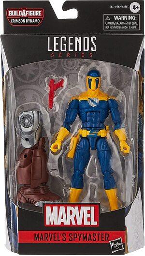 Figura Marvel Legends Spymaster