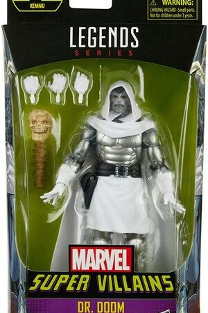 Figura Marvel Legends Super Villanos Dr. Doom
