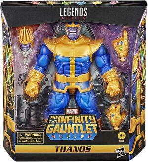 Figura Marvel Legends Super Villanos Thanos