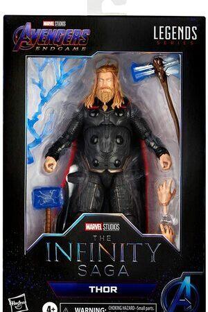 Figura Marvel Legends Vengadores Endgame Thor