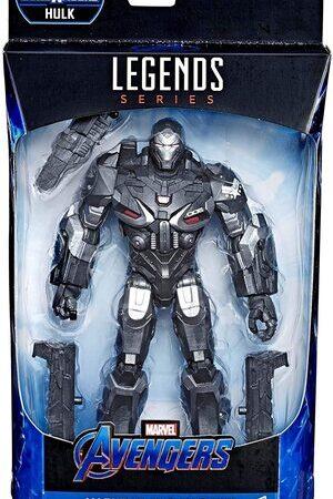 Figura Marvel Legends Vengadores War Machine