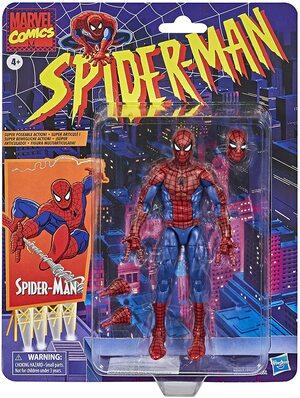 Figura Marvel Legends Vintage Marvel Comics Spider-Man