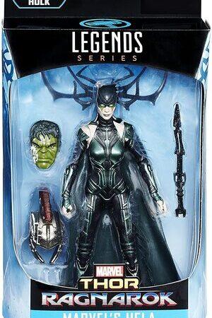 Figura Marvel Legens Thor Ragnarok Hela