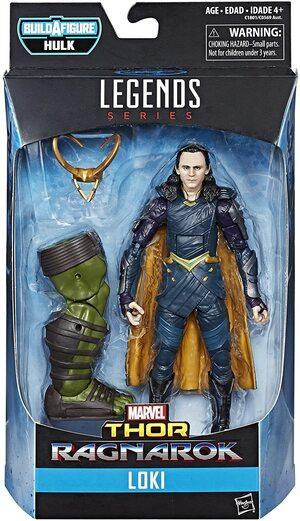 Figura Marvel Legens Thor Ragnarok Loki