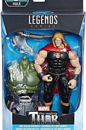 Figura Marvel Legens Thor The Mighty Thor Odinson