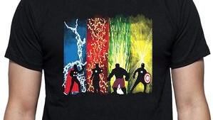 El Gran Sitio de los Vengadores de Marvel. Moda y Ropa de Marvel y Los Vengadores