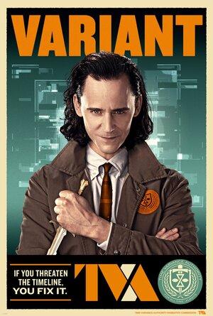 Poster AVT Loki Variante