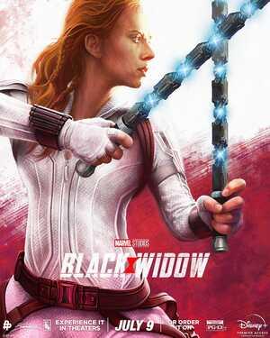 Poster Black Widow 16