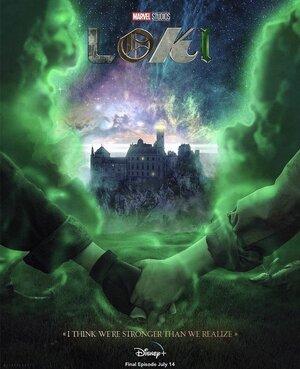 Poster Serie Loki 10