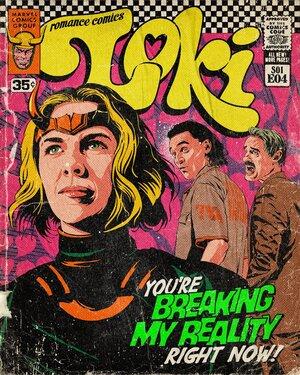 Poster Serie Loki 11