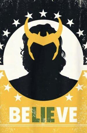 La Gran Tienda de Loki La Serie Poster Serie Loki 4
