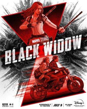 Poster de Black Widow 12