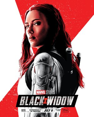 Poster de Black Widow 13