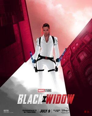 Poster de Black Widow 15