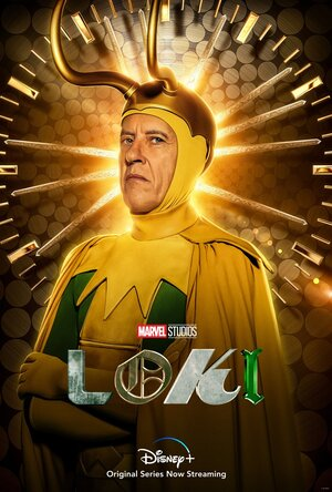 Poster serie Loki de Personaje Classic Loki