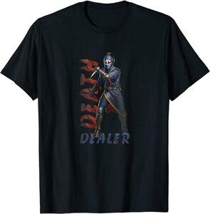 Camiseta Shang Chi y la Leyenda de los diez anillos Death Dealer Poster
