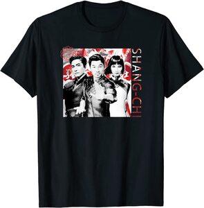 Camiseta Shang Chi y la Leyenda de los diez anillos Foto Familiar