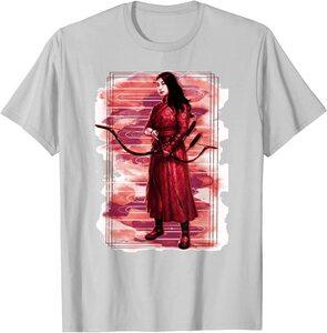Camiseta Shang Chi y la Leyenda de los diez anillos Katy