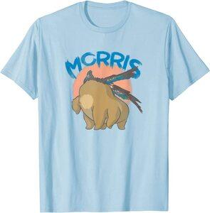 Camiseta Shang Chi y la Leyenda de los diez anillos Morris Dibujado Cartoon