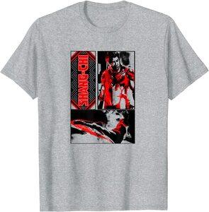 Camiseta Shang Chi y la Leyenda de los diez anillos Poster Patada