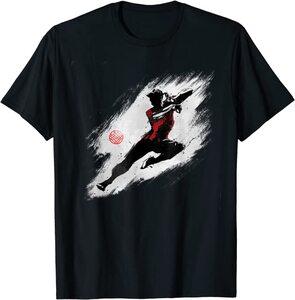 Camiseta Shang Chi y la Leyenda de los diez anillos Shang Chi Dibujo a Tinta