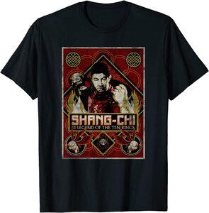Camiseta Shang Chi y la Leyenda de los diez anillos Shang Chi Poster Desafío