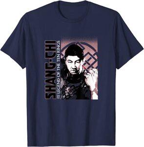 Camiseta Shang Chi y la Leyenda de los diez anillos Shang Chi Poster Logotipo