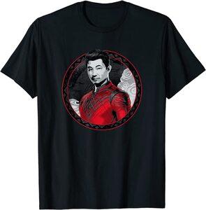 Camiseta Shang Chi y la Leyenda de los diez anillos Shang Chi Retrato Medallón