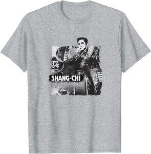 Camiseta Shang Chi y la Leyenda de los diez anillos Wenwu Poster Anillos