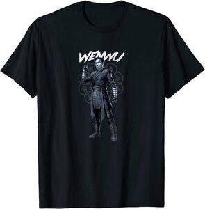 Camiseta Shang Chi y la Leyenda de los diez anillos Wenwu Poster