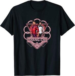 Camiseta Shang Chi y la Leyenda de los diez anillos Xialing y Shang Chi