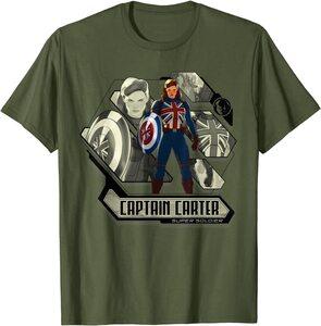 Camiseta What If Capitana Carter Super Soldado