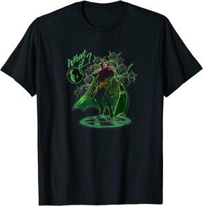 Camiseta What If Doctor Strange y El Vigilante
