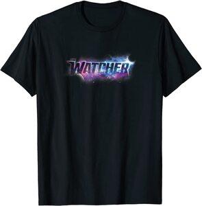 Camiseta What If El Vigilante Logo Galáctico Letras