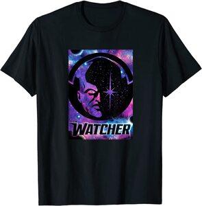 Camiseta What If El Vigilante Poster Galáctico