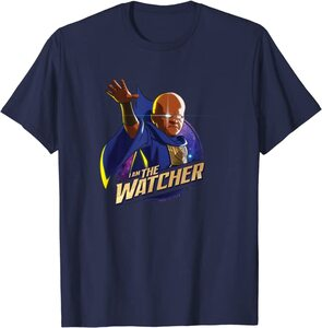 Camiseta What If El Vigilante