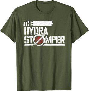 Camiseta What If Hydra Stomper 'AplastaHydras'