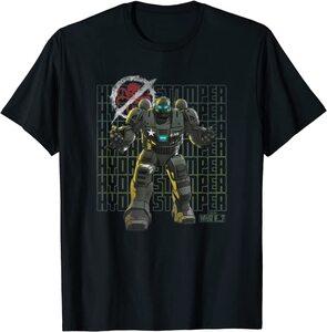 Camiseta What If Hydra Stomper Logo Hydra
