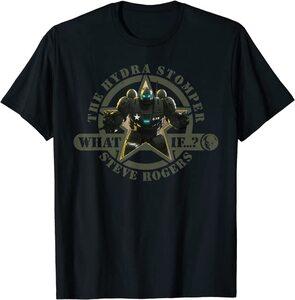 Camiseta What If Hydra Stomper Steve Rogers