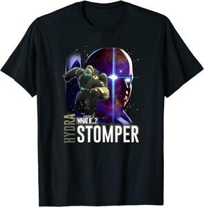 Camiseta What If Hydra Stomper y el Vigilante