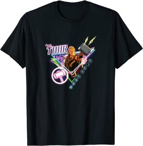 Camiseta What If Party Thor Poster