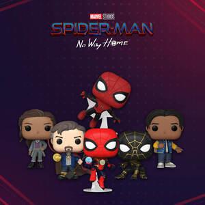 Foto Funko Tienda Spider-Man No Way Home 2