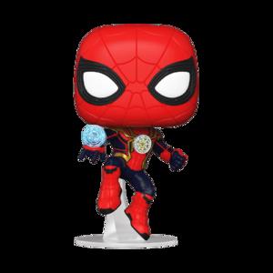 Funko Pop Spider-Man No Way Home 913 Spider-Man Traje Integrado