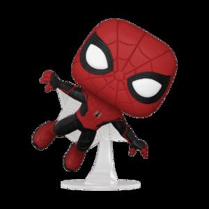 Funko Pop Spider-Man No Way Home 923 Spider-Man Traje Mejorado