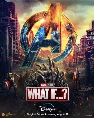 Poster de What if... Que hubiera pasado si... 3